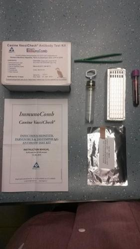 Vaccicheck Titerbepaling vaccinaties
